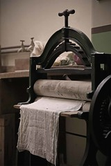 Wringer (Paul *) Tags: old laundry rollers washing wringer scullery