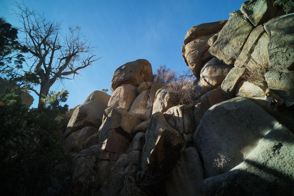 Canyon Shadows No. 2