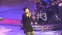 The Script - Manchester Arena - 17th March 2013 (Saint Patrick's Day) (Sarah Standring) Tags: saint manchester march concert day live gig arena patricks script 17th ena the 2013 fz150