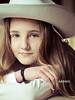 Modern Cow Girl 80/365 (Wanda Abbing Photography) Tags: portrait girl hat lumix photography wanda olympus panasonic 365 cowgirl f18 g3 45mm day52 mft abbing day52365 microfourthirds 45mm18 3652013 365the2013edition 21feb13