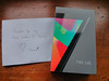 Free Google Nexus 7 - Samantha Lopez - USA