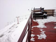 Dombay 15 (Ekaterina Sotova) Tags: winter snow mountains snowboarding march spring russia extreme holydays madnes caucas 2013 dombay karachaycherkessia