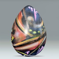 Graffiti Egg 2013 (seattlerayhutch45) Tags: