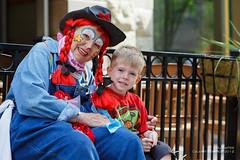 ajbaxter120714-1093.jpg (Calgary Stampede Images) Tags: people alberta clowns 2012 calgarystampede dta ropesquare ajbaxter downtownattractionscommittee