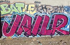 Jailr (graffinspector) Tags: life california street art cali metal graffiti la los pieces angeles tag tags jail graff tagging siren 663 spv batle h2k jailer 663k jailr