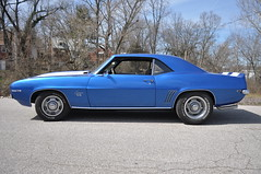 """1969 Camaro • <a style=""""font-size:0.8em;"""" href=""""http://www.flickr.com/photos/85572005@N00/8633300890/"""" target=""""_blank"""">View on Flickr</a>"""