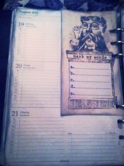 My Kendal Filofax (ideabook.se) Tags: calendar journal todo agenda filofax kendal