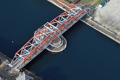 old_barton_swing_01 (Airviewsphotos) Tags: bridges barton lowry swingbridge mediacity thelwall