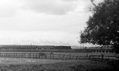 Loughborough troughs Standard class 5 down ex pass c1953 JVol2194 (DavidWF2009) Tags: loughborough standardclass5