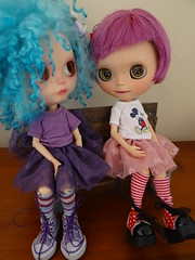Ruka and Annie