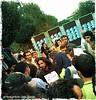 """از فیس بوک شیوا نظر آهاری - دوم اردیبهشت 1391 تولدت مبارک رفیق- برای مجید دری """"اینجا، ورودی پارک دانشجو است. روز سهشنبه، 3 روز مانده به انتخابات و تو با ستارههای بر سینهات، میچرخی از این سوی شهر به آن سو. ورودی پارک دانشجو که ایستادیم. سه نفر بودیم. س (JoindHands) Tags: freedom iran الله در proxy arman ما حسین sabz مبارک راه تهران نگاه علی برای خاتمی دوم نفس اصلاح رفیق شورای 1391 اما نظر ستاره مجید طلب شکوری وجود اردیبهشت kalame داریم تلویزیون موسوی شیوا آیت دانشجویان تولدت آنها جبهه دری میر بوک مشارکت کنید، jonbesh آهاری فیس خوئینی هماهنگی سبزامیدار ادشیر امیرارجمند مشارکتاز میگویند اینجا،ورودیپارکدانشجواستروزسهشنبه،3روزماندهبهانتخاباتوتوباستارههایبرسینهات،میچرخیازاینسویشهربهآنسوورودیپارکدانشجوکهایستادیمسهنفربودیمستارههاپخششدهبودنددرمیادینشهرمردمآرامآرامدورمانحلقهزدندوتویکنف میکشیم زندهایم نداریممردممیآمدندومیرفتندوتوهمچنانمیگفتیومیگفتیمجیدحالا3سالازآنروزهاگذشتهاستازروزهاییکهخیابانهایاینشهربرایاولینباروشایدآخرینبار،متعلقبهمابودازروزهاییکهداشتیمآزادیراتمرینمیکردیموچهبهایسنگین"""