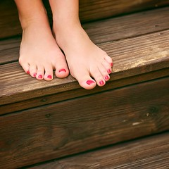 little feet on steps (pretty happy feet) Tags: life pink red woman white color sexy art feet female fun foot athletic healthy shiny toes long erotic play bright feminine bare painted femme deep free arches pop pale glossy nails commercial barefoot pies dedos editorial pedicure punch toned pieds spa milky luxury firm nus piedi feature fit campy footfetish creamy airy commentary pampered pues voeten peus nudi dits orteils tenen blootsvoets descal huicephoto