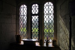 Baddesley Clinton, Leaded Windows (Heaven`s Gate (John)) Tags: windows england sunlight house art glass architecture interior clinton national trust leaded manor 10faves baddesley johndalkin heavensgatejohn