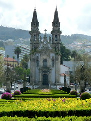 Church in Guimares (cangaroojack) Tags: city portugal sport town european capital culture guimaraes 2012 guimares 2013
