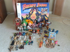 Thrift haul from the past few days (daniel85r) Tags: transformers thundercats hotrod kenner motu mattel heman shera bandai rainbowbrite gobots rodimusprime princessofpower fireballisland bluesnaggletooth vintagestarwars vintagekenner starwarskenner searscantinaplayset