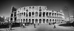 The Colosseum - Rome (jason.brooks) Tags: italy rome marcus april hdr colusseum aurelius lazio panorma 2013 hdrefex2