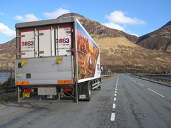 3663 SN08 CCV - Clachan Duich (Inverness Trucker) Tags: food frozen fridge delivery freezer inverness distribution scania refrigerated foodservice 3663 p230 frigoblock sn08ccv