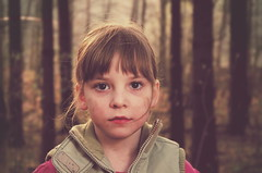 Zosia (volen76) Tags: portrait girl kid nikon gimp zosia nikkor portret 18105mm d7000 sb910