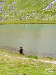 Lac Lavoir e Lac Verte (gabriferreri) Tags: lake alps trekking lago hiking lac valle alpi montagna verte lavoir camminare laghi stretta dumacanduma