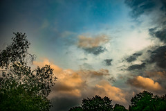 After the storm... (jpetcoff) Tags: storm cloudy clouds stormy summer evening dusk sunset late afternoon