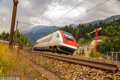 SBB RaBDe 500.018 (DavideEos) Tags: eisenbahn ferrovia railway treno train zug svizzera gottardo ticino swisse schweiz canton sbb rabde500