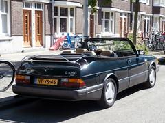 Saab 900 turbo cabrio 1988 nr2177 (a.k.a. Ardy) Tags: htvs46 htvs4601 softtop