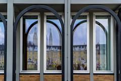 An unusual view... (.: mike | MKvip Beauty :.) Tags: sony6000 sonyilce6000 sonyalpha6000 sonyalpha sony alpha emount 6000 ilce6000 zoom powerzoom sonyg selp18105g sonyepz18~105mm4goss epz18105mmf4goss oss aspherical macro makro closeup handheld availablelight naturallight window reflection mirrorreflection karlsruhepalace karlsruhe germany europe mth mkvip