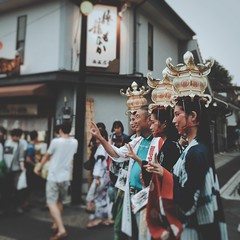 photo (shoji.k) Tags: festival japan art creativity checkthisout woman snapshot streetphotography favorite eyembestshots beautiful culture summer iphoneography mobilephotography