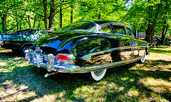 1952 Hudson Commodore (hz536n/George Thomas) Tags: deer acres 2016 cs5 canon canon5d ef1740mmf4lusm michigan pinconning summer carshow copyright linwood upnorth hudson commodore deeracres