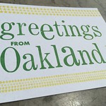 Greetings from Oakland thumbnail
