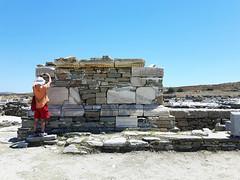 20160714_123851_low (Cinzia, aka microtip) Tags: delos cicladi grecia archeology antichit archaelogy island unescoworldheritagesite mithology sanctuary ancientgreece