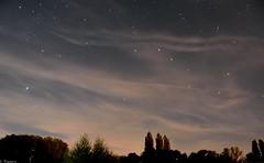 Nuit toile (Mystycat =^..^=) Tags: nuit night toiles stars sky ciel arbres trees paysage