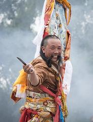 2016_Tibet_Flickr_2star-124 (arkienkeli) Tags: tibet repkong shaman festival tongren amdo
