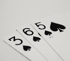 My 365 project (lauranistal1) Tags: poker carta 365 project card play bnw blancoynegro macrophotography macro baraja