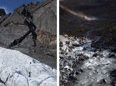 water (Swiatoslaw Wojtkowiak) Tags: andes ecology water melting climatechange