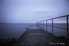 Silence (tolangli) Tags: til bluesky brew horisont landscape nature sea seascape sky skyline silence sweden secret waterfront motion beach canon canonnordic visions womantraveler travel natgeo lonelyplanet discovery