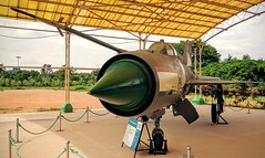 MiG 21 Bison (ashwin kumar) Tags: mig 21 bison hal museum indianairforce india airforce air force aeroplane fighter jet supersonic hindustanaeronauticslimited