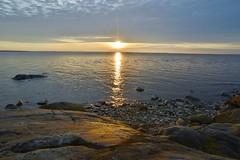prkenskvll 049 (Mika Lehtinen) Tags: prkenskvll sun setting sunsetting sunset rocks cliff