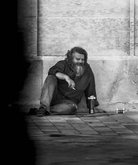 (Israel LIez Domnguez) Tags: street socialdocumentary nikond7100 nikon blackandwhite bn d7100 documental documentary people pobreza poverty portrait human