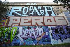 ROAR, PEROS (STILSAYN) Tags: california graffiti oakland bay area keep roar 2013 peros