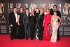 Cast of Mrs Brown Boys at Irish Film and Television Awards 2013 at the Convention Centre Dublin