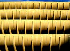 Images of Preston Bus Station...9 (Tony Worrall) Tags: uk travel sun building bus art geometric lines architecture modern hub concrete design nice mess shadows northwest grim north shapes demolition ribs destination sunlit carpark geo campaign bdp threat doomed listed brutal englishheritage 19602 prestonbusstation sixies prestoncouncil 20thcenturysociety abandonnded saveprestonbusstation 2013tonyworrall