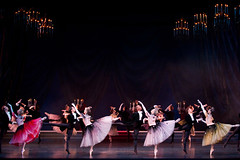 The Royal Ballet Dances Frederick Ashton broadcast in cinemas tonight (15 July)