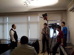 Beyaz TV - İş ve Yaşam Programı - Kamera Arkası Görüntüleri - 09.02.2013 (3)
