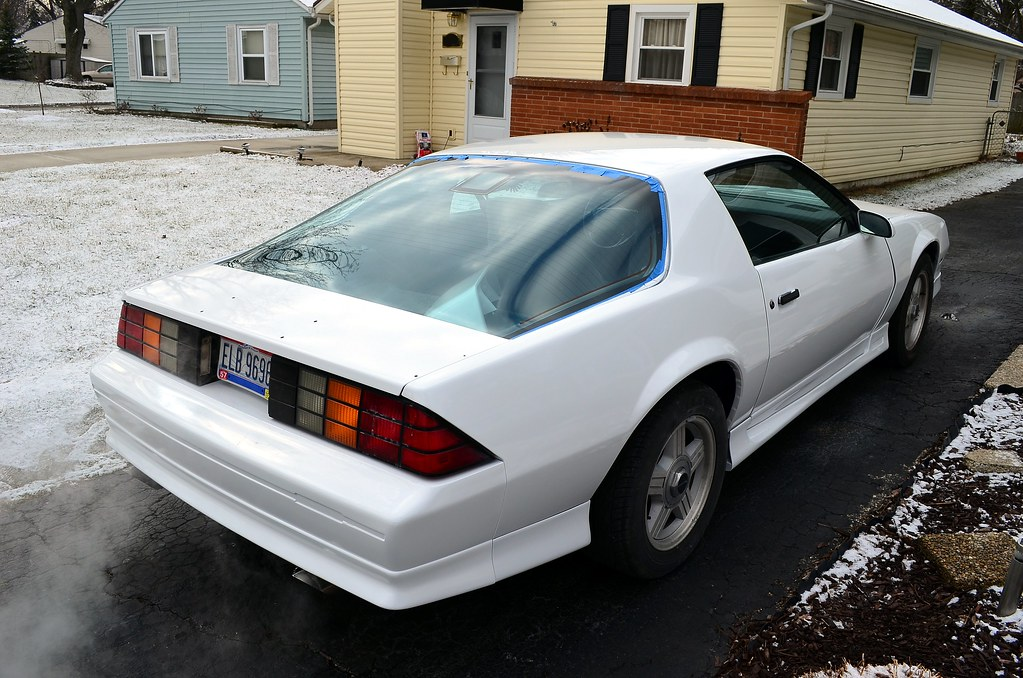 How Much Does A White Paint Job Cost Camaro