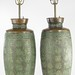 5040. Pair of Asian Bronze Table Lamps