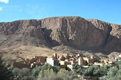 Agapold, Atlas Mountains - south Maroc (LeszekZadlo) Tags: naturaleza mountains nature landscape countryside village natureza paisaje morocco maroc atlas maghreb geology landschaft