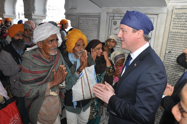 Thumbnail for Prime Minister David Cameron in India