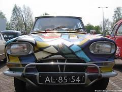 Citroën Ami 6 1965 (XBXG) Tags: citroën ami 6 1965 citromobile citro mobile utrecht citroënami6 ami6 citroënami nederland netherlands paysbas vintage old classic car auto automobile voiture ancienne française french france al8554 2006 veemarkt holland frankrijk vehicle outdoor worldcars