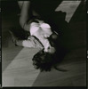(Luca Tabarrini) Tags: portrait blackandwhite 6x6 girl mediumformat print square floor longhair fullframe ritratto 120mm ragazza kodaktmax yashicamat124 fiberpaper medioformato homeprint ilfordwarmtone baritata 400tmy2 lucatabarrini